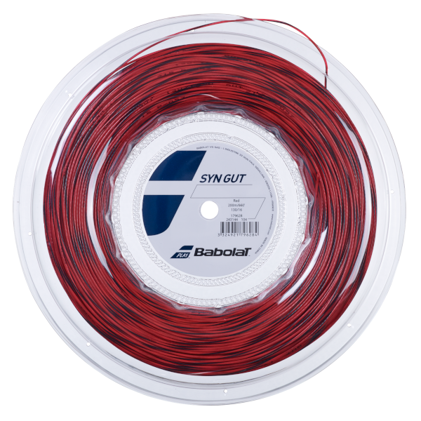 Babolat Synthetic Gut Red 1.30 Reel